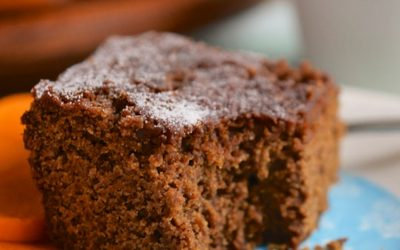 Easy Vegan and Gluten Free Ginger Cake